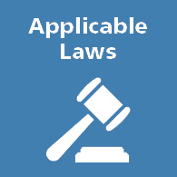Applicable Law link image